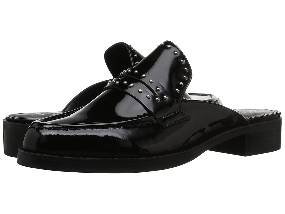 Marc Fisher LTD Vanecha (Black New Patent Leather) Women
