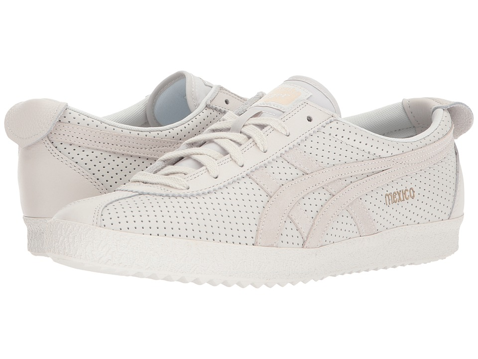 Onitsuka Tiger by Asics - Mexico Delegation (Vaporous Grey/Frosted Almond) Athletic Shoes
