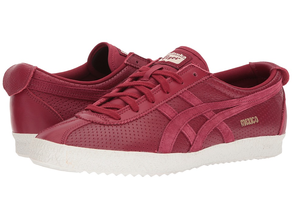 Onitsuka Tiger by Asics Mexico Delegation (Burgundy/Burgundy) Athletic Shoes