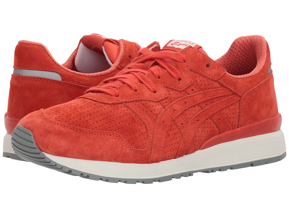 Onitsuka Tiger by Asics - Tiger Ally (Paprika/Paprika) Running Shoes