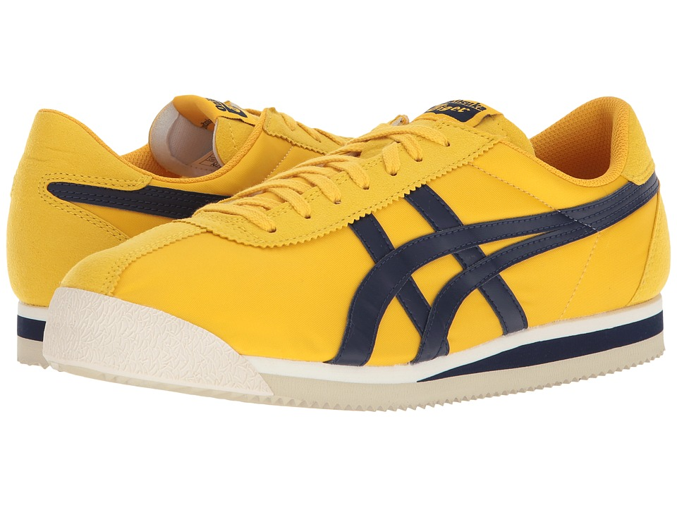 Onitsuka Tiger by Asics - Tiger Corsair(r) (Tai-Chi Yellow/Peacoat) Athletic Shoes