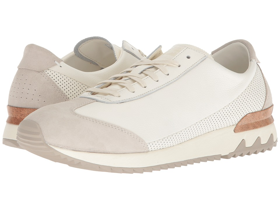Onitsuka Tiger by Asics - Tiger MHS CL (Cream/Cream) Athletic Shoes