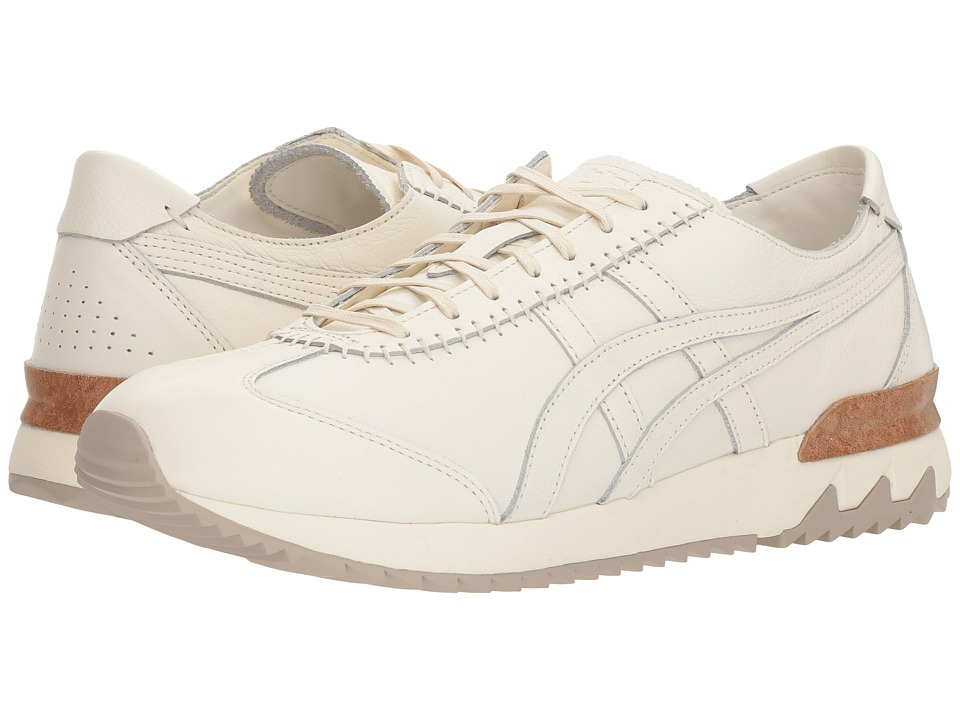 Onitsuka Tiger by Asics - Tiger MHS (Cream/Cream) Athletic Shoes