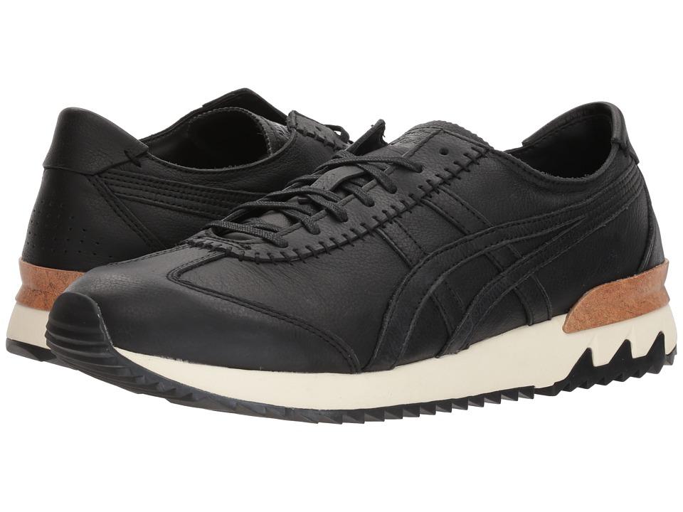Onitsuka Tiger by Asics Tiger MHS (Black/Black) Athletic Shoes