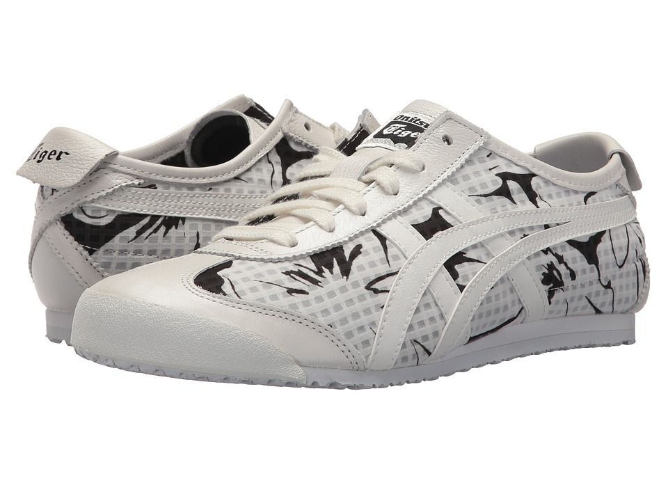 Onitsuka Tiger by Asics - Mexico 66(r) (White/White) Womens Shoes