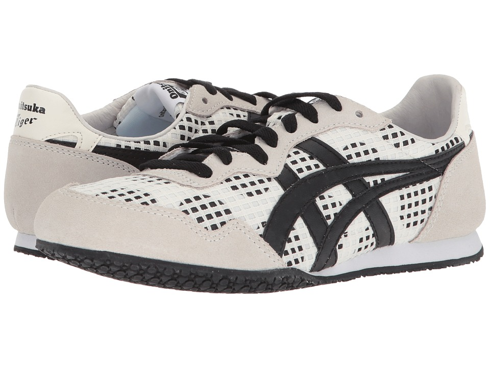 Onitsuka Tiger by Asics - Serrano (Cream/Black) Womens Shoes