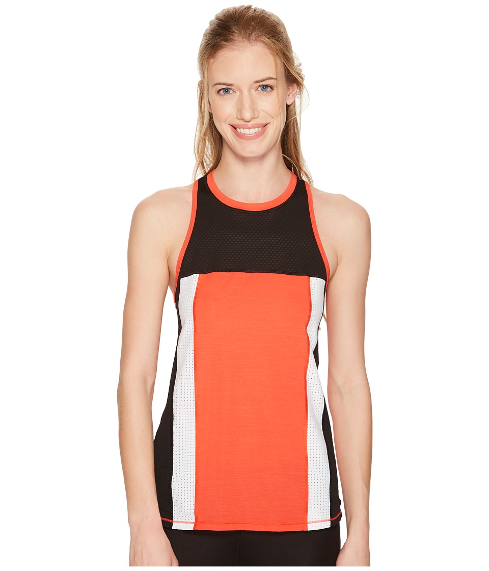 The North Face Determination Tank Top (Juicy Red) Women