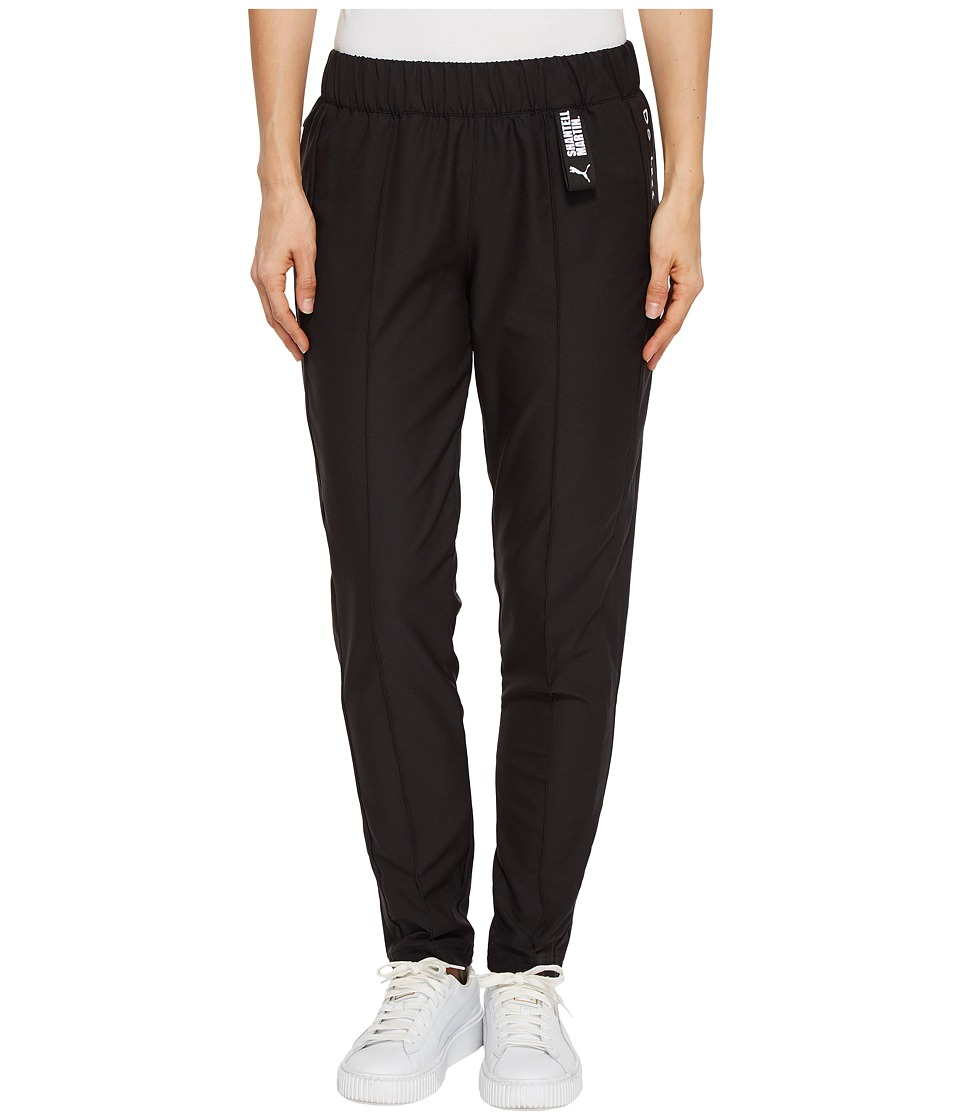 PUMA - Puma x Shantell Martin Pants (PUMA Black) Womens Workout