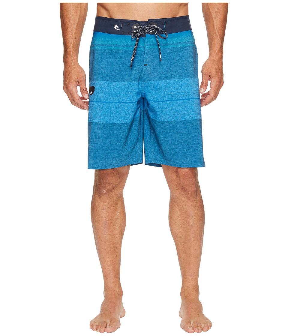 Rip Curl Mirage MF Eclipse Ult Boardshorts (Blue Grey) Men