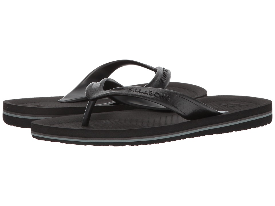 Billabong - Offshore Thong (Black) Men's Sandals