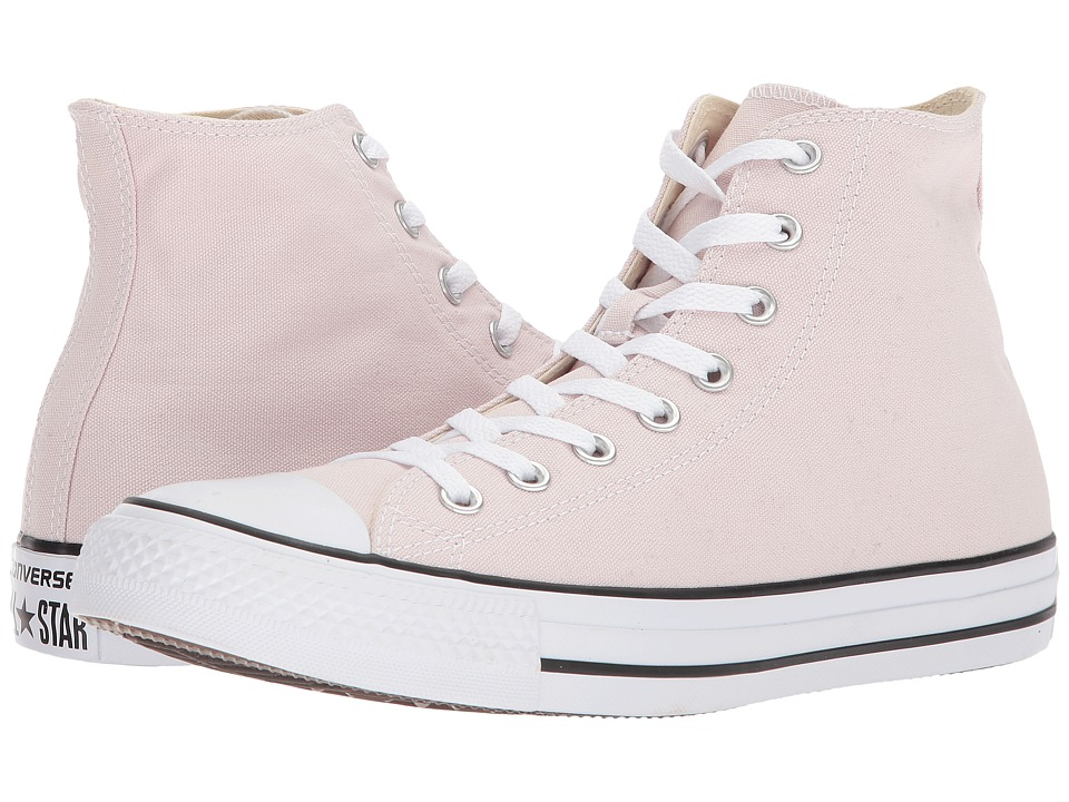 Converse - Chuck Taylor(r) All Star(r) Seasonal Color Hi (Barely Rose) Lace up casual Shoes