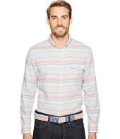 Vineyard Vines - Sunset Lake Stripe Slim Crosby
