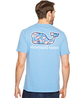 Vineyard Vines - Short Sleeve Flippers Whale Full Pocket T-Shirt