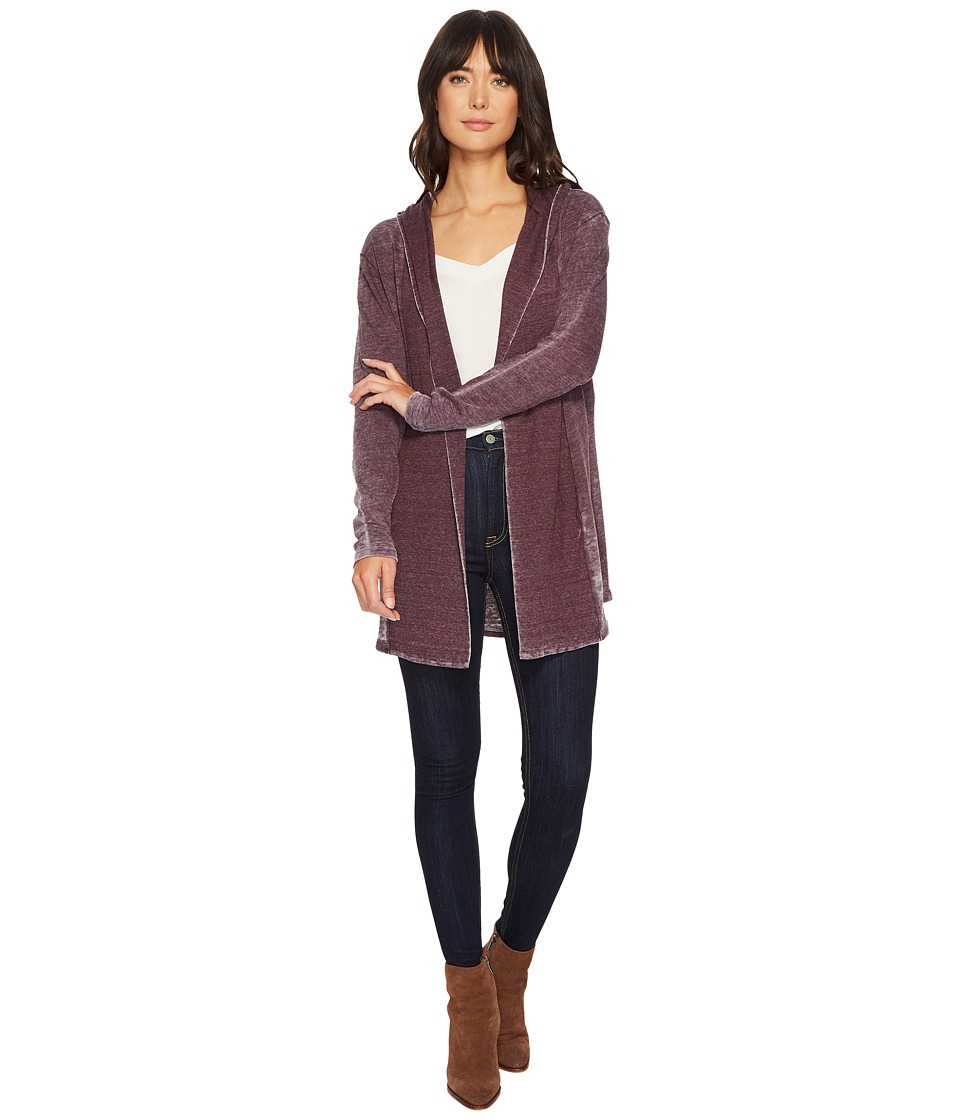 Allen Allen - Long Sleeve Sweater Cardigan