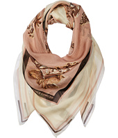 Vince Camuto - Romantic Floral Square Scarf