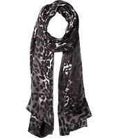 Vince Camuto - Leopard Ombre Oblong Scarf