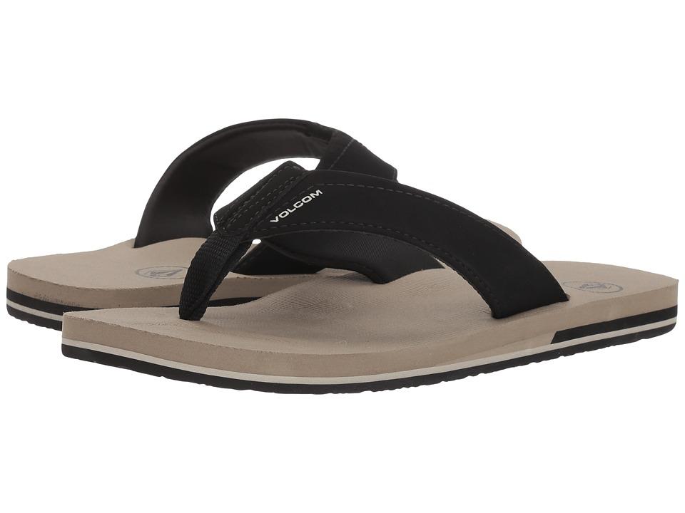Volcom - Victor (Khaki) Mens Sandals