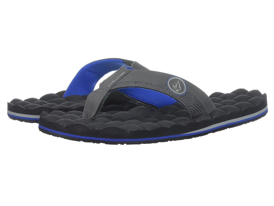 Volcom - Recliner (Blue Combo) Mens Sandals