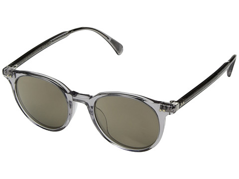 Oliver Peoples Delray Sun - Workman Grey/Grey Goldtone