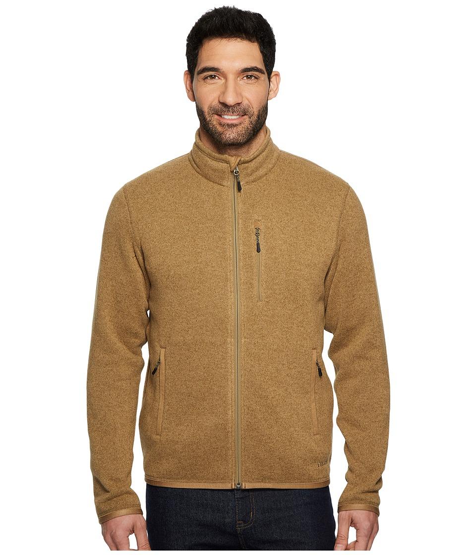 Filson Ridgeway Fleece Jacket (Ochre) Men