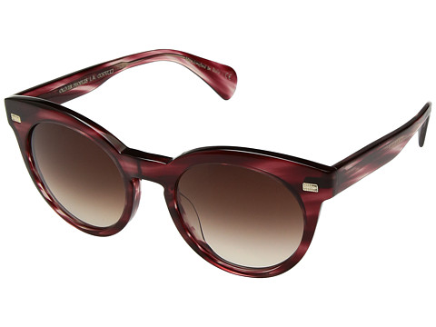 Oliver Peoples Dore - Cherry Cocobolo/Spice Brown Gradient