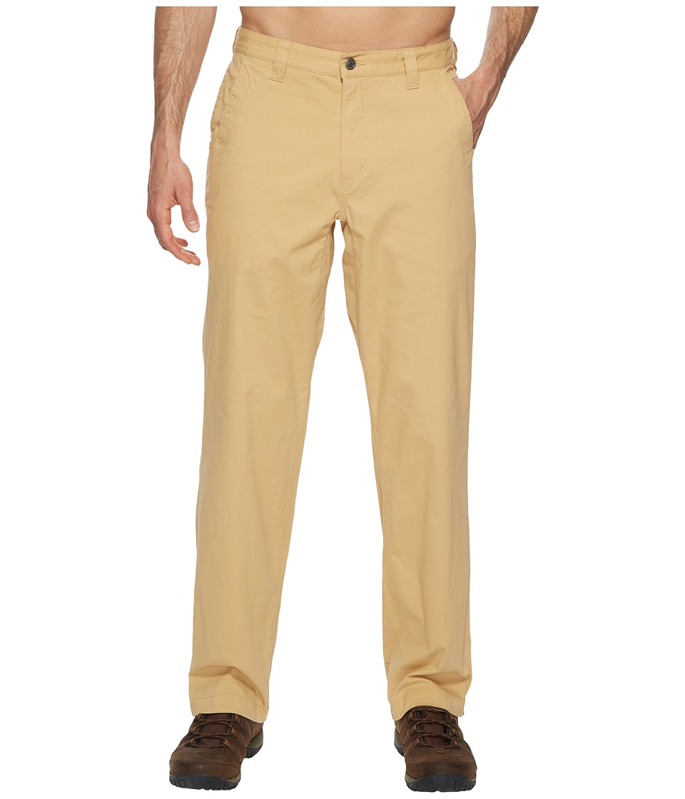 Mountain Khakis - All Mountain Pants Relaxed Fit (Yellowstone) Mens Casual Pants