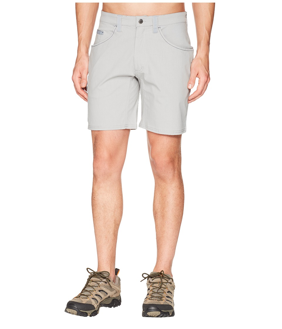 Mountain Khakis - Teton Crest Shorts Slim Fit (Smoke) Mens Shorts