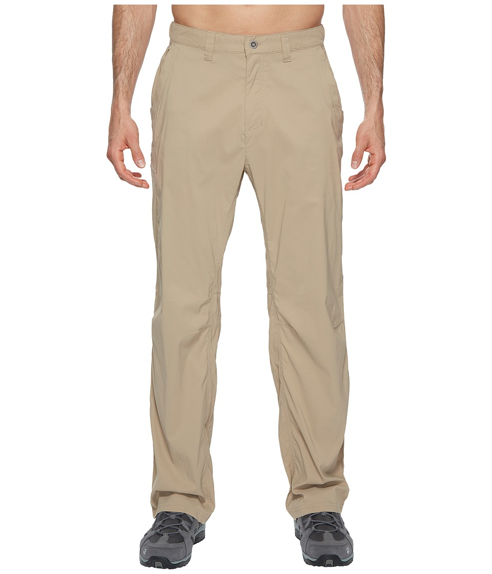 Mountain Khakis - Equatorial Stretch Pants Relaxed Fit (Classic Khaki) Mens Casual Pants