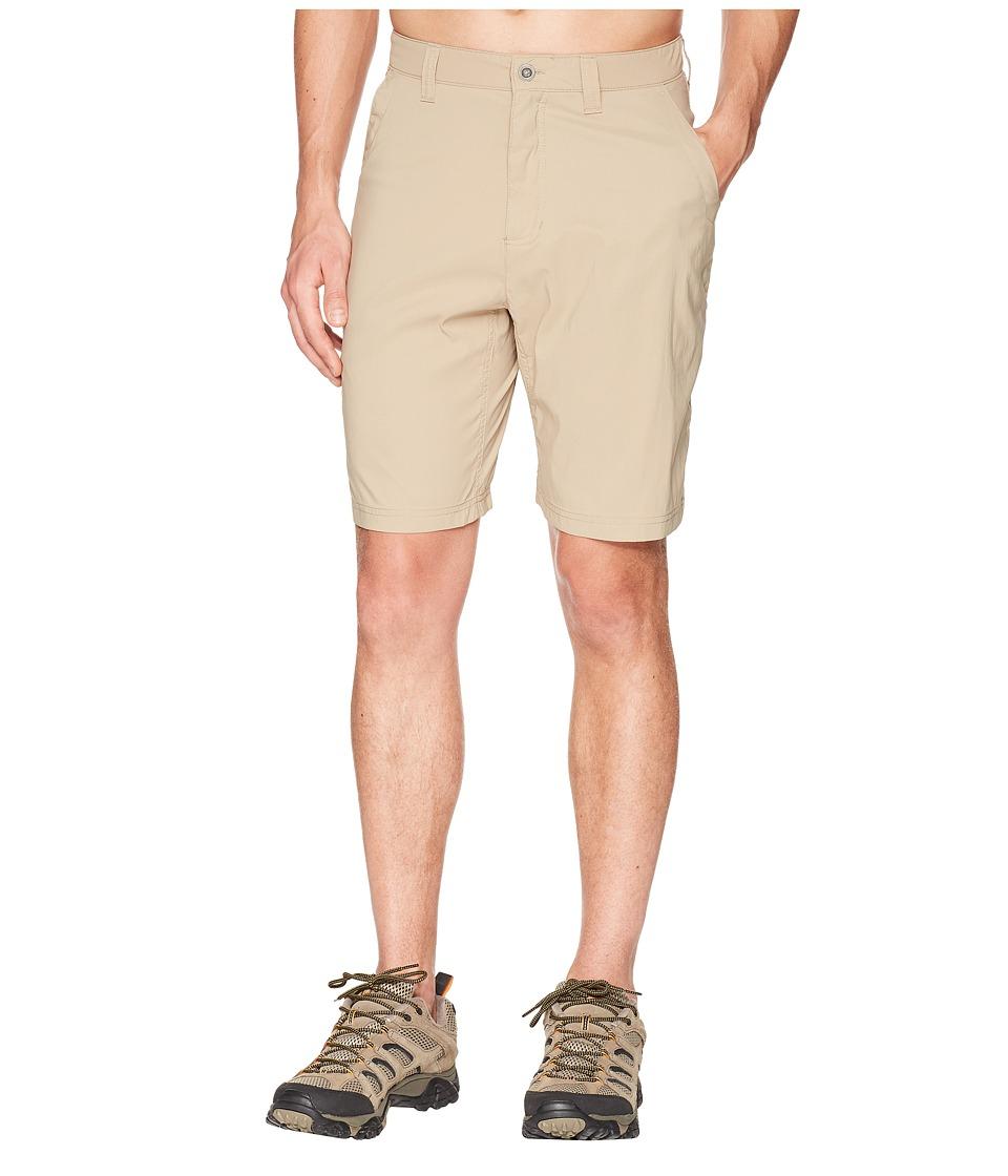 Mountain Khakis - Equatorial Stretch Shorts Relaxed Fit (Classic Khaki) Mens Shorts