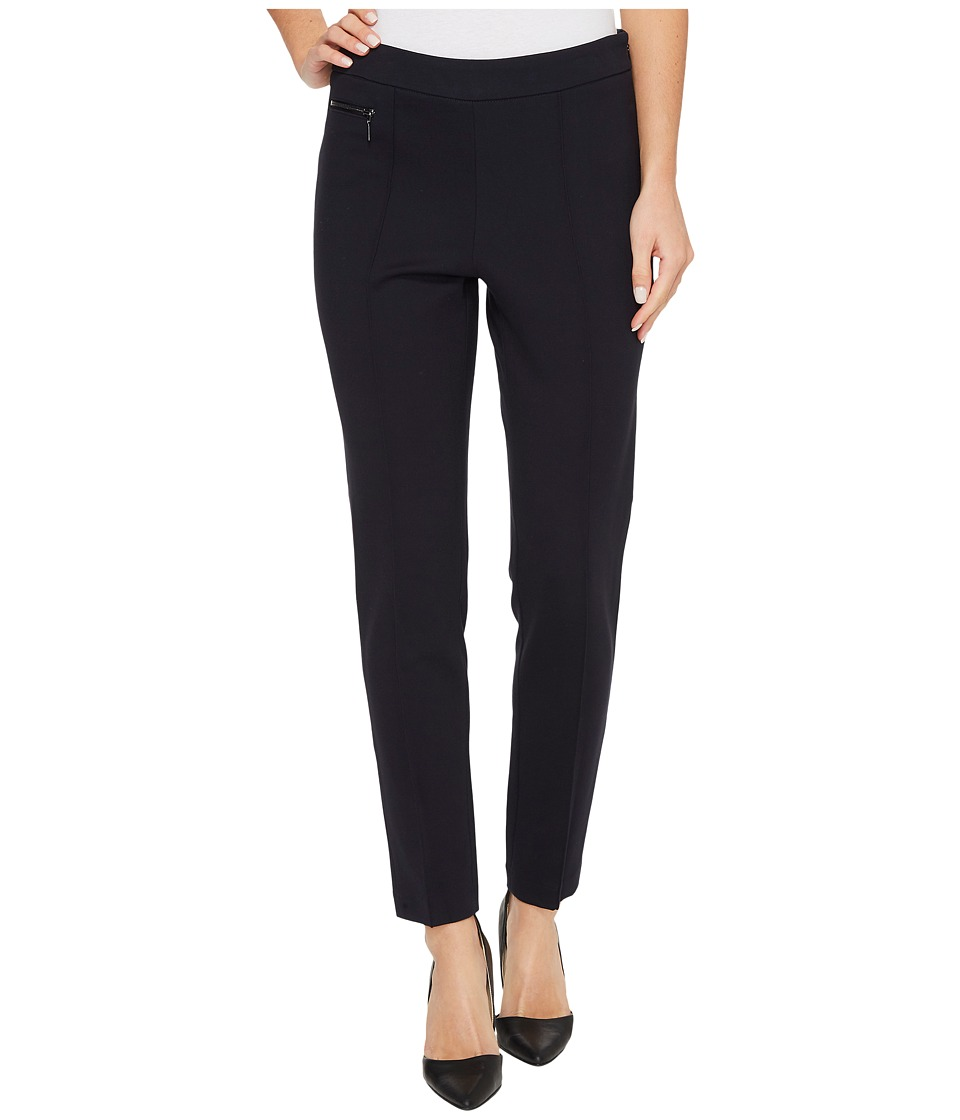 Ellen Tracy - Leggings w/ Zip Pocket Detail