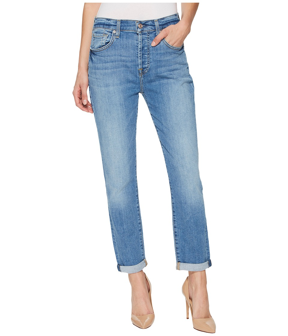 7 For All Mankind - High-Waist Josefina in East Village