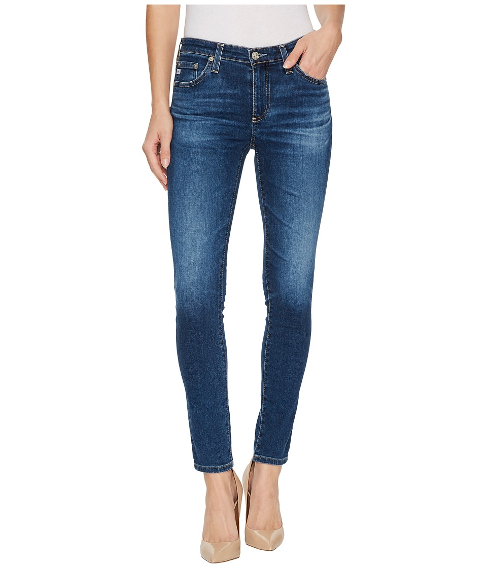 AG Adriano Goldschmied - Leggings Ankle in 8 Years Blue Portrait (8 Years Blue Portrait) Womens Jeans