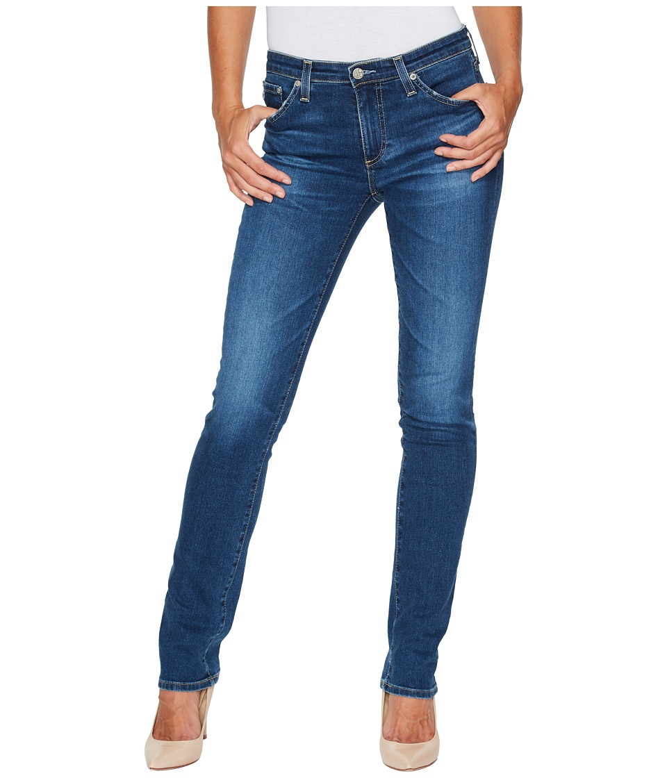 AG Adriano Goldschmied - Harper in 8 Years Blue Portrait (8 Years Blue Portrait) Womens Jeans