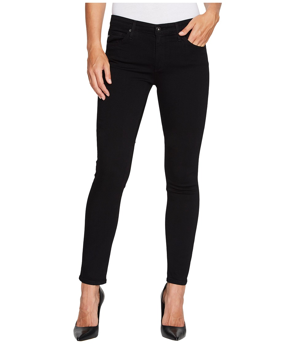 AG Adriano Goldschmied - Prima in Super Black (Super Black) Womens Jeans
