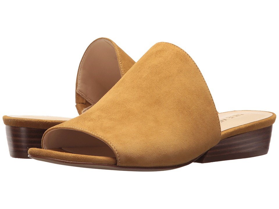 Nine West Lynneah (Tumeric Isa Kid Suede) Women's Sandals