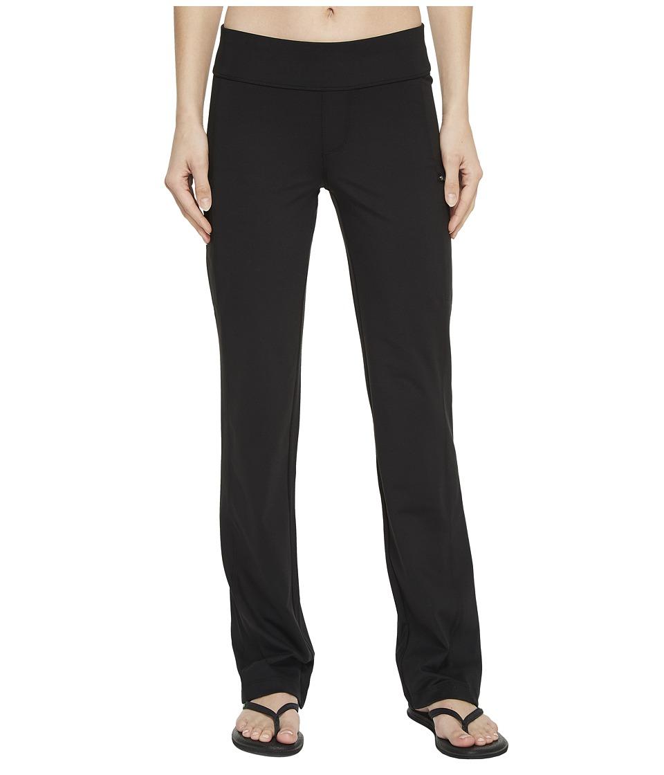 Royal Robbins Jammer Knit Pants (Jet Black) Women