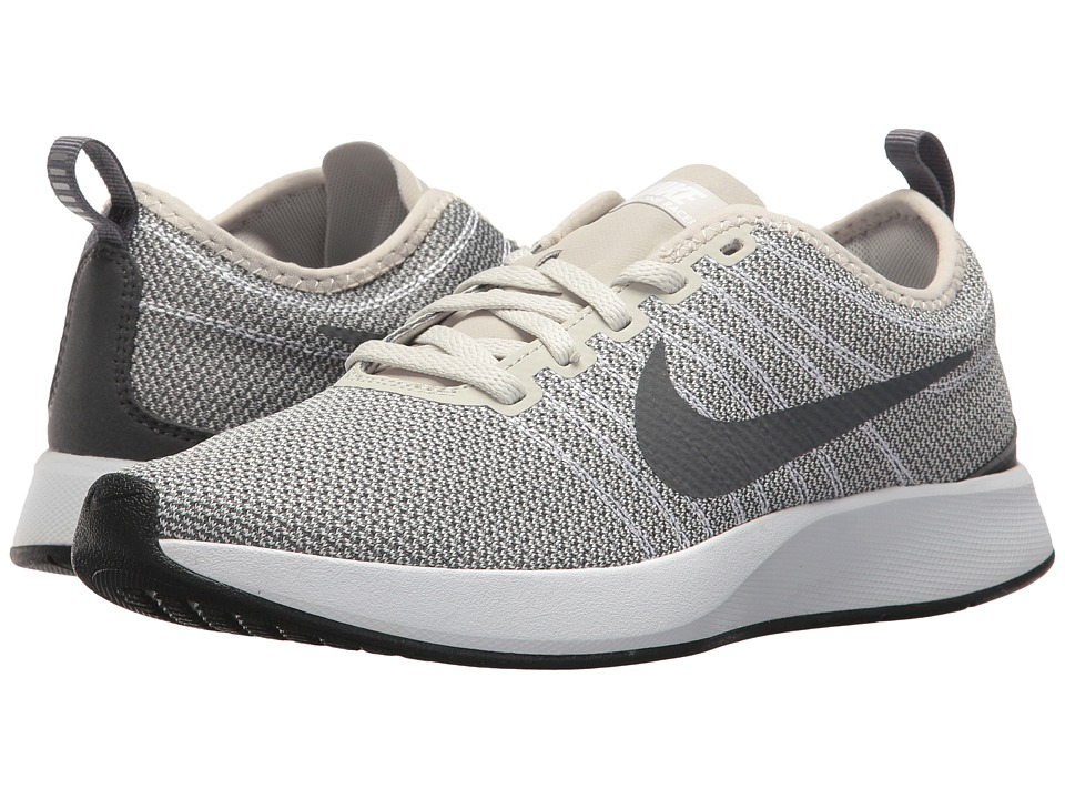 Nike Dualtone Racer (Light Bone/White/Dark Grey) Women's Shoes