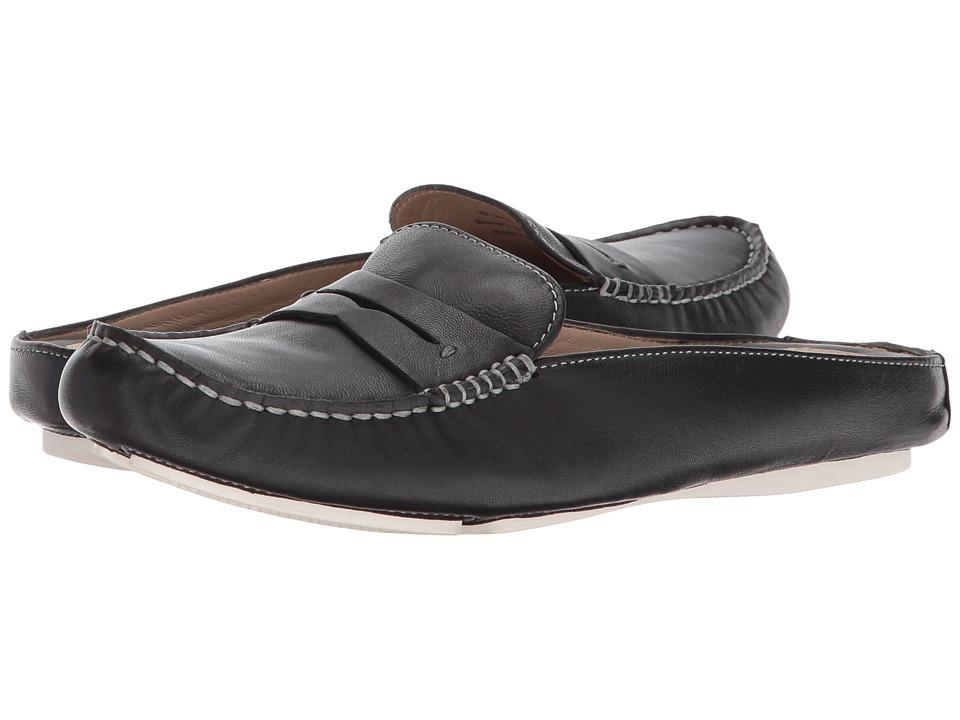 Johnston & Murphy Myah (Black Glove Leather) Slip-On Shoes