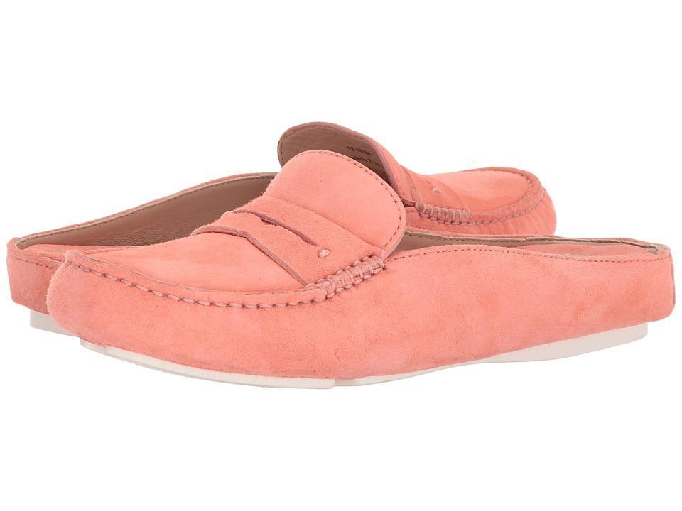 Johnston & Murphy Myah (Coral Kid Suede) Slip-On Shoes