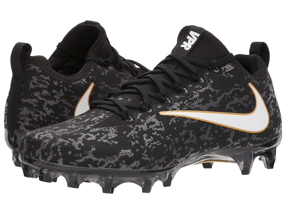 Nike Vapor Untouchable Pro Camo (Black/White/Metallic Gol...