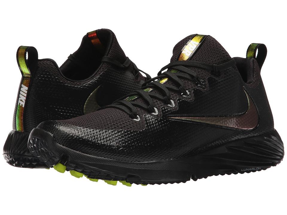Nike Vapor Speed Turf (Black/Black/Cool Grey) Men's Shoes