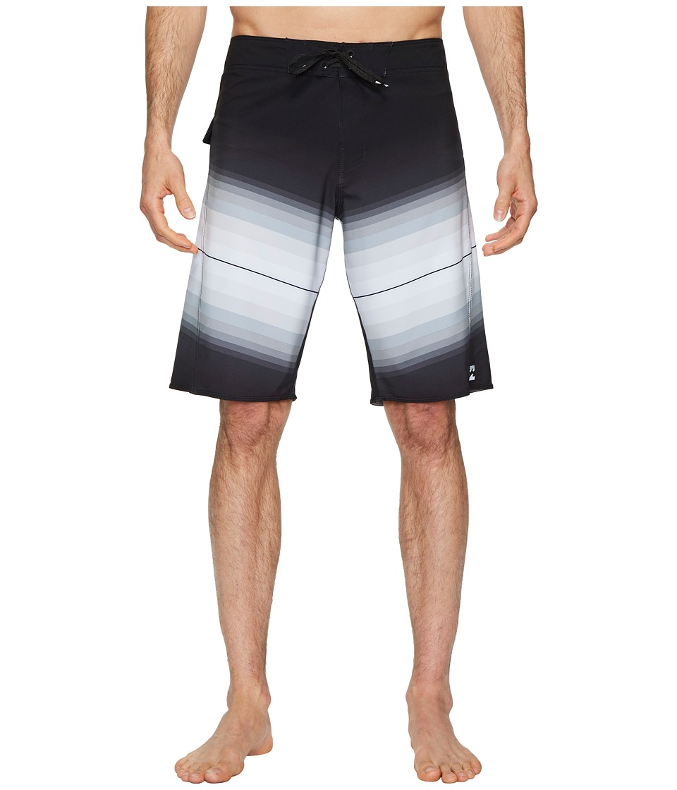 Billabong Fluid X Boardshorts (Black) Men