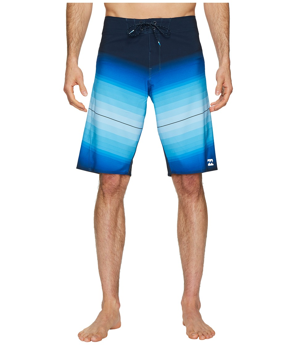 Billabong Fluid X Boardshorts (Blue) Men