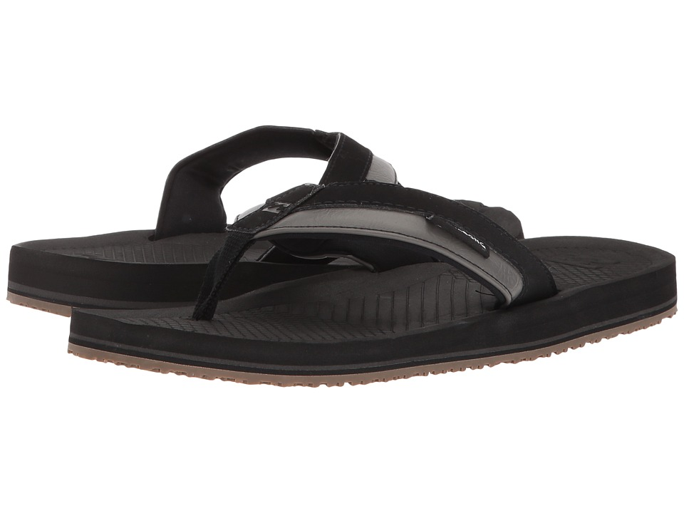 Billabong - Offshore Impact (Black) Men's Sandals
