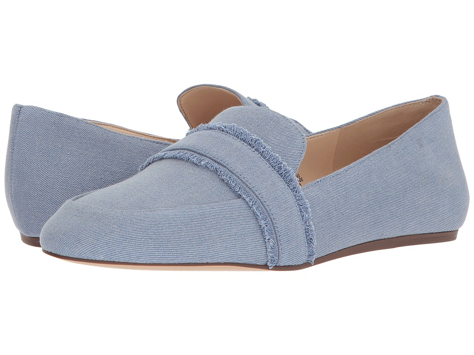 Nine West Baruti Loafer (Chambray Soft Denim) Women