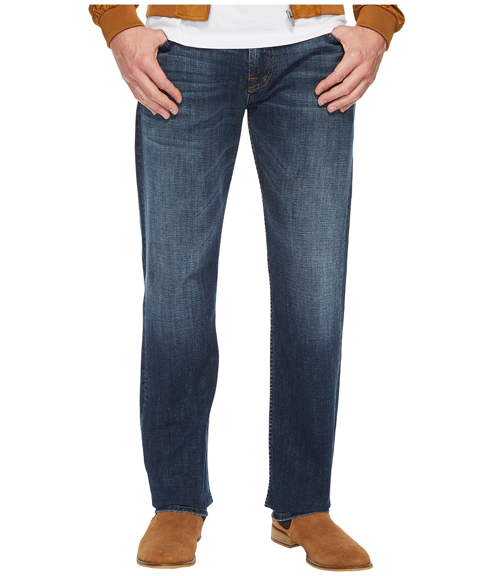 7 For All Mankind Luxe Performance Standard Straight Leg in Nomad (Nomad) Men