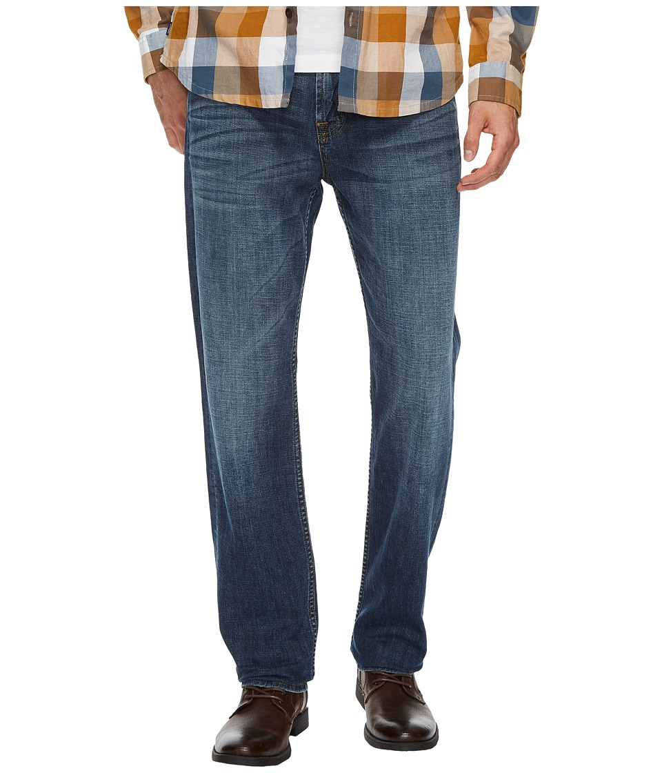 7 For All Mankind Slimmy Slim Straight in Nomad (Nomad) Men