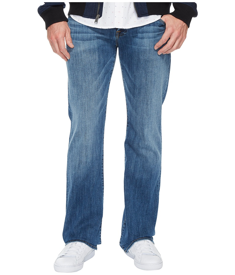 7 For All Mankind Brett Bootcut in Aurora (Aurora) Men