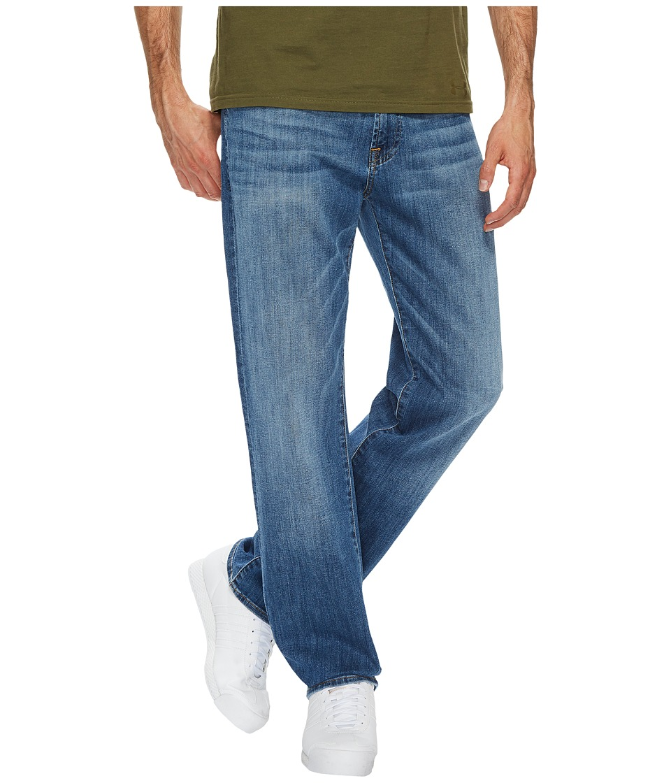 7 For All Mankind Standard Straight Leg in Aurora (Aurora) Men