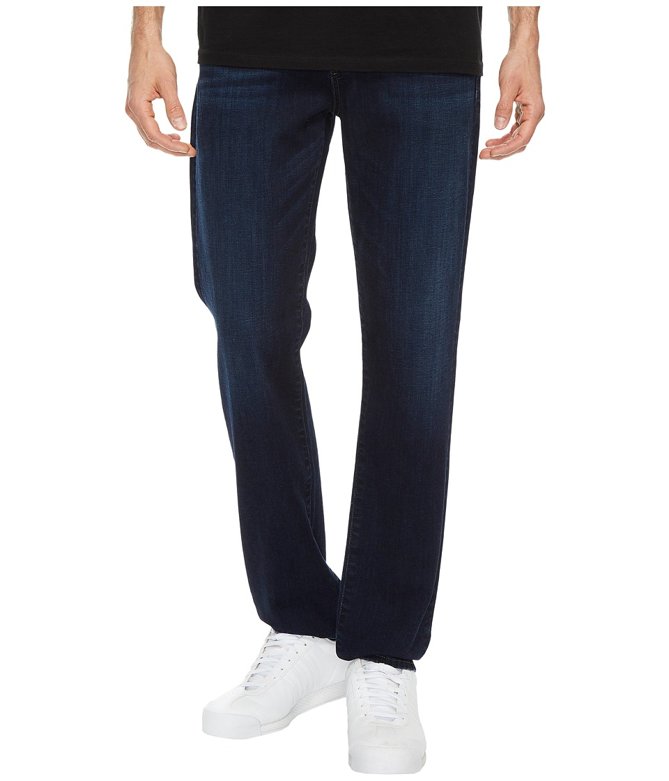 7 For All Mankind Slimmy Slim Straight in After Hours (After Hours) Men